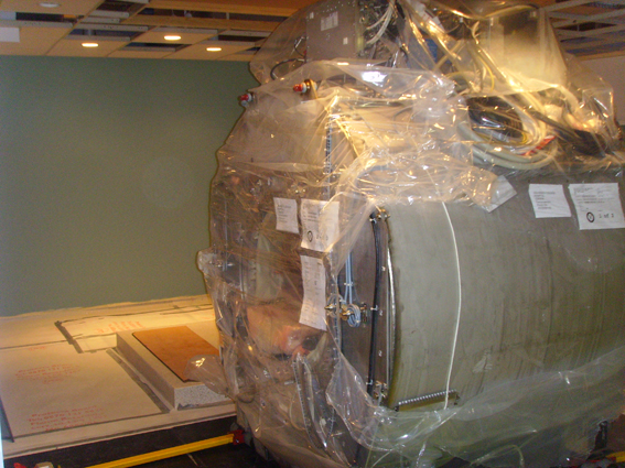 3T MRI Installation